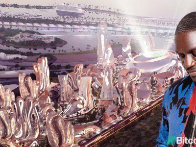 Akon Mengungkapkan Detail Utama Kota Cryptocurrency $ 6 Miliar: Wakanda Kehidupan Nyata
