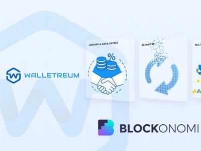 Alat Manajemen Aset Kripto yang Dibangun di Sekitar WALT