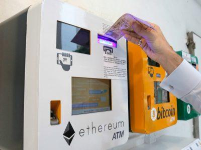 ATM Ethereum.