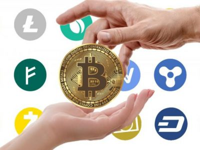 Pasar Cryptocurrency