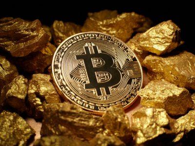Bisakah cryptocurrency mencuri mahkota safe haven?