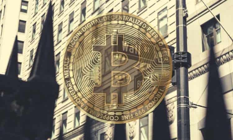 Bitcoin Memegang Di Atas $ 10K, Buka di Wall Street