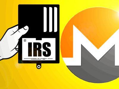 IRS akan Membayar $ 625K untuk Crack Monero, Pendukung Crypto Mencemooh Kontrak