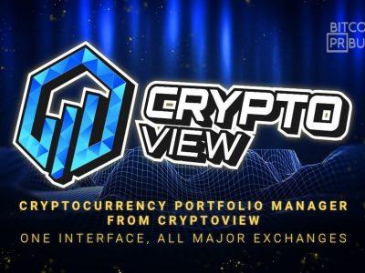 Manajer Portofolio Cryptocurrency Dari CryptoView