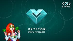 Utopia p2p Merilis CRP di Bursa Kripto