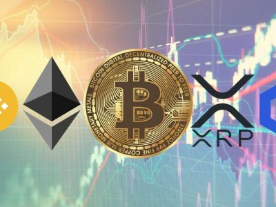 Bitcoin, Ethereum, Ripple, Chainlink, dan Binance Coin