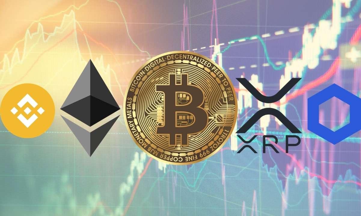 Bitcoin, Ethereum, Ripple, Chainlink, dan Binance Coin