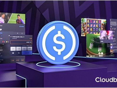 Cloudbet Launches Second Major Stablecoin With USDC