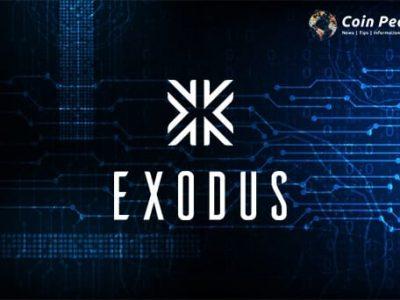 Exodus Desktop Wallet- Dompet cryptocurrency yang andal