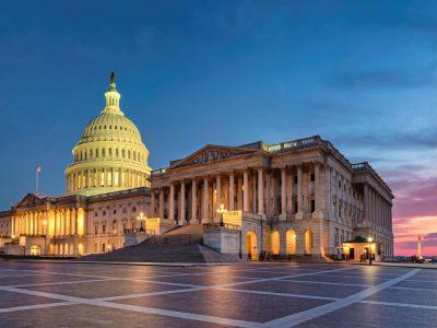 Pada 2019-2020, Kongres Memperkenalkan 40 Tagihan Crypto dan Blockchain