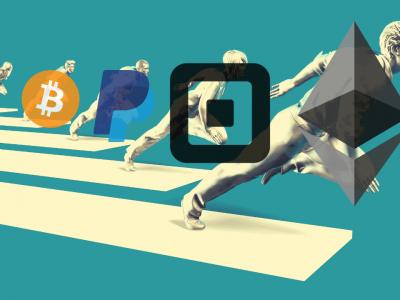 Perusahaan Crypto Dan Fintech Melonjak, Sementara Saham Bank Meningkat