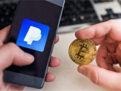 Perusahaan PayPal Terbaru Untuk Naik Kereta Musik Crypto